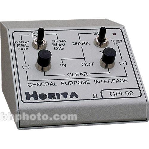 Horita GPI-50 Dual Output GPI Trigger
