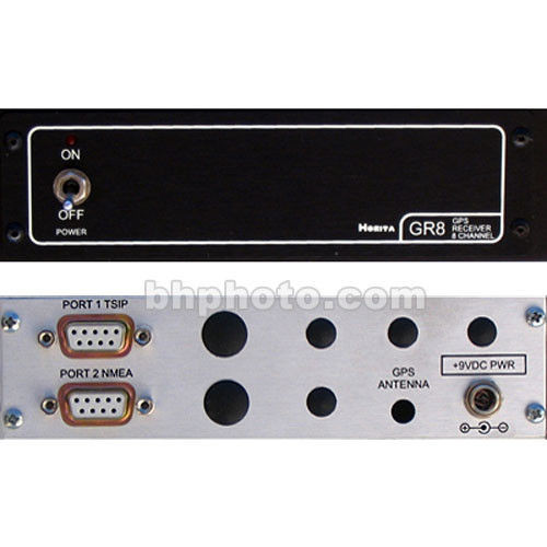 Horita GR8 GPS Real Time Receiver - Rackmount