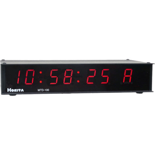 Horita MTD-100 Alphanumeric Time / Date Display