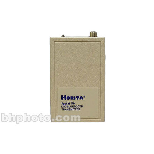Horita POCKET-PA Wireless Logging System