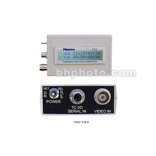 Horita PTG Portable Mini Time Code Generator