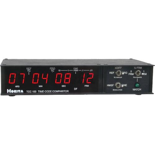 Horita TCC-100 Time Code Comparitor - Dual LTC (RCA) Input for TC Comparison