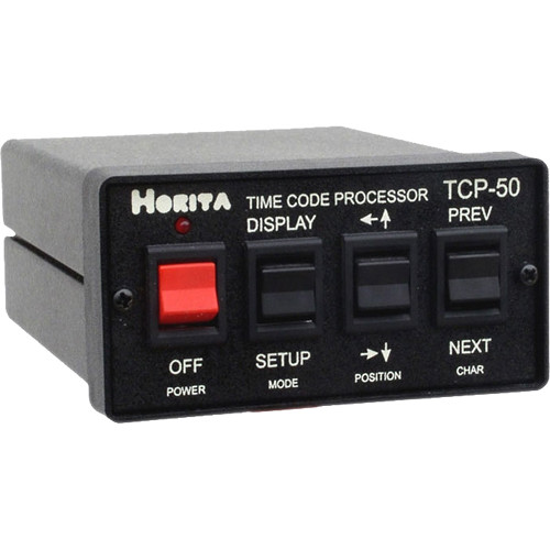 Horita TCP-50 Time Code Processor / Translator