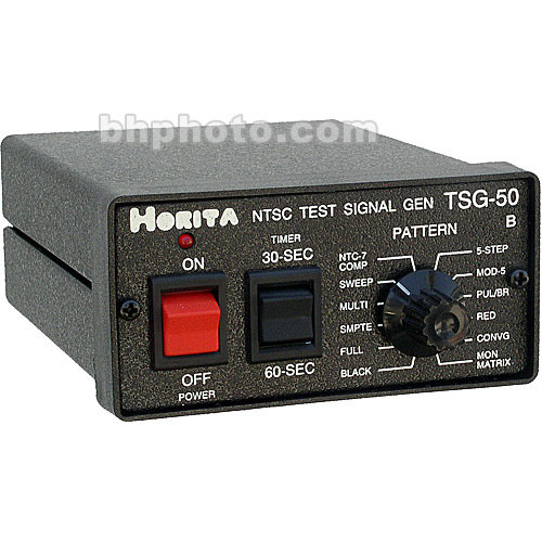Horita TSG-50B Test Signal Generator, Multiple Patterns