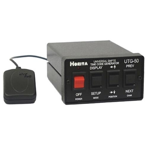 Horita UTG-50 GPS Based Universal SMPTE Time Code Generator