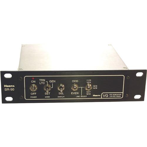 Horita VG-50 Time Code Generator, LTC to VITC Translator