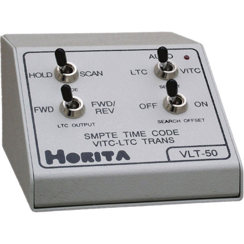 Horita VLT-50 VITC to LTC Time Code Translator
