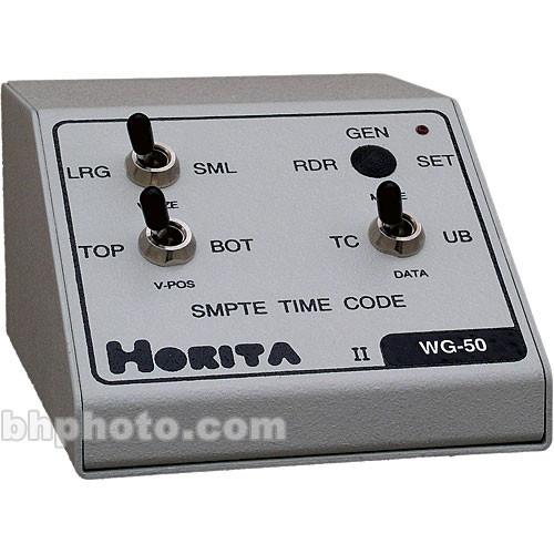 Horita WG-50 SMPTE Window Dub Inserter / Reader