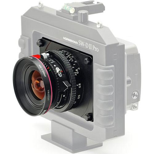 Horseman 35mm f/4.5 Apo-Sironar digital Lens Unit for SW-D II Pro