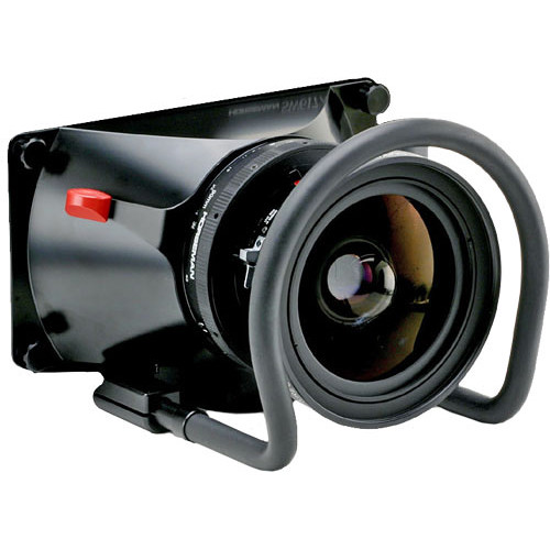 Horseman 90mm f/5.6 Super-Angulon XL Lens Unit for 617