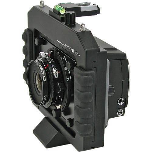 Horseman SW-D II Pro Camera w/ Hasselblad V Mount Back Adapter
