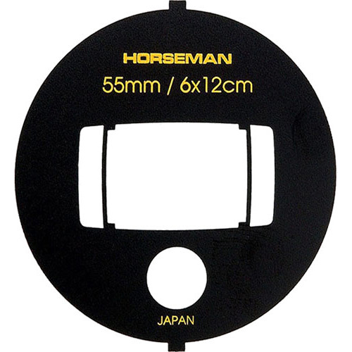 Horseman Viewfinder Mask for 55mm Lens