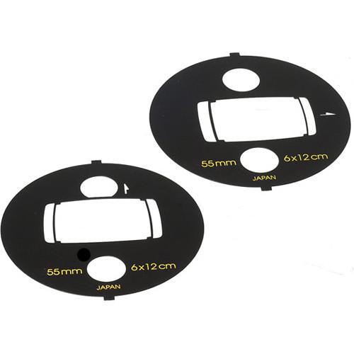 Horseman SW Shift Finder Mask Set for 55mm Lens Unit