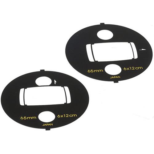 Horseman SW Shift Finder Mask Set for 65mm Lens Unit