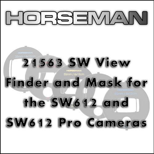 Horseman Viewfinder Mask for SW-612 Cameras