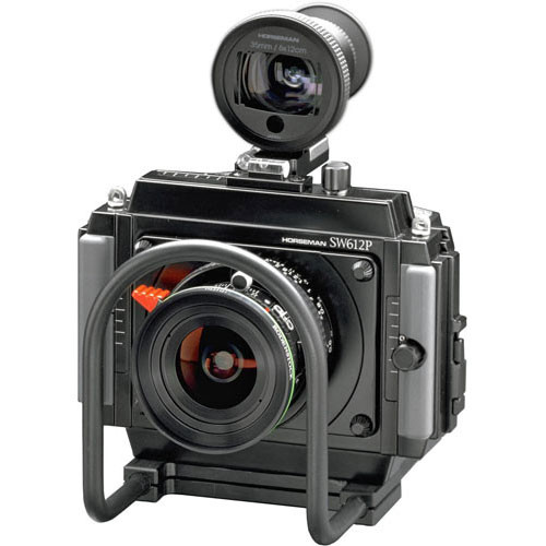 Horseman SW-612 Pro Medium Format Panorama Camera w/ 65mm Grandagon-N Lens & 6x12 Back