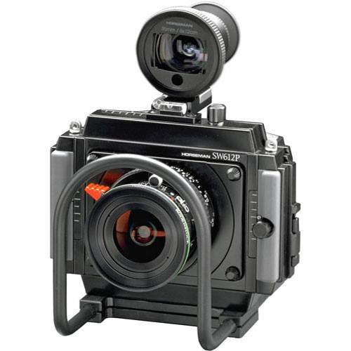 Horseman SW-612 Pro Medium Format Panorama Camera w/ 90mm f/6.8 Grandagon-N Lens & 6x12 Back