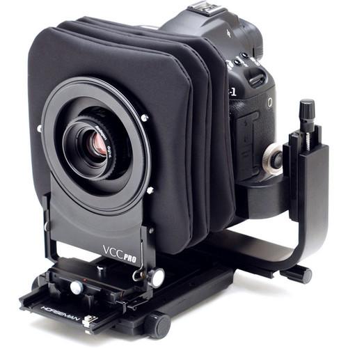 Horseman VCC PRO View Camera Converter for Nikon