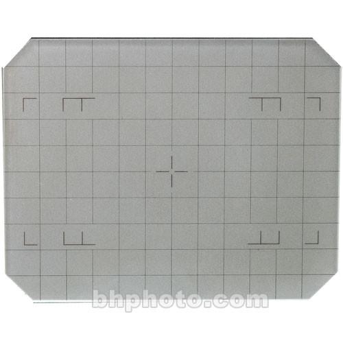 Horseman 4x5 Groundglass Focusing Screen with Grid Lines