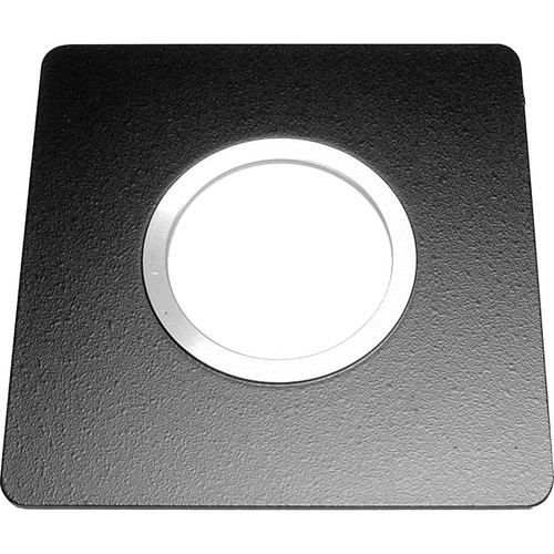 Horseman 8x8cm Lensboard (Flat) for 45FA, HD & VH - Copal/Compur #0