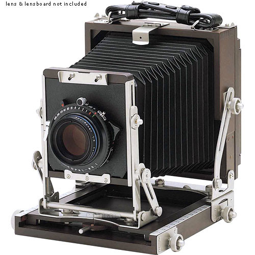Horseman 4x5 Woodman Wood Field Camera