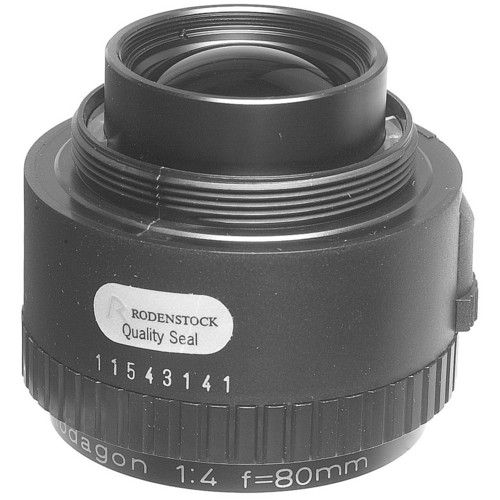Horseman Rodagon 80mm f/4.0 Lens