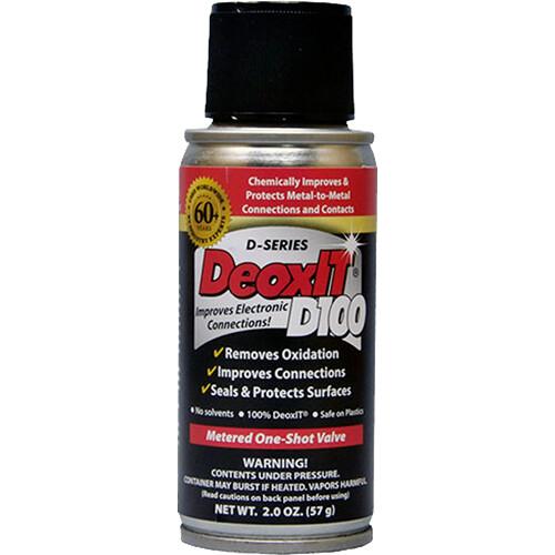 Hosa Technology DeoxIT - Standard Deoxidizer Spray