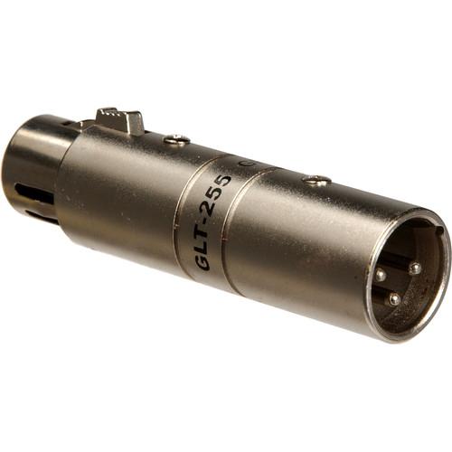 Hosa Technology In-Line Audio Ground Lifter, Hum Eliminator, XLR Male to XLR Female