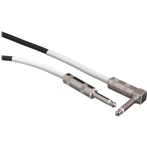 Hosa Technology Straight to Right-Angle Guitar Cable - 20'