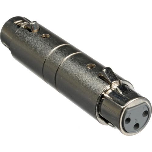 Hosa Technology GXX145 Female XLR to Female XLR Adapter