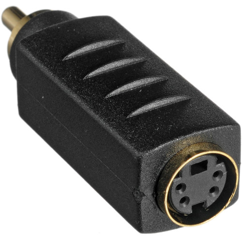 Hosa Technology NSR380 RCA to S-Video Adapter