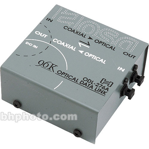 Hosa Technology ODL-276A Data Link