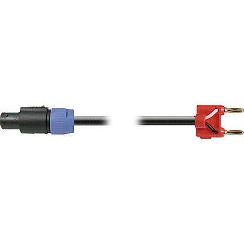 Hosa Technology SKT-600 Series Banana to Speakon Speaker Cable (16 Gauge) - 20'