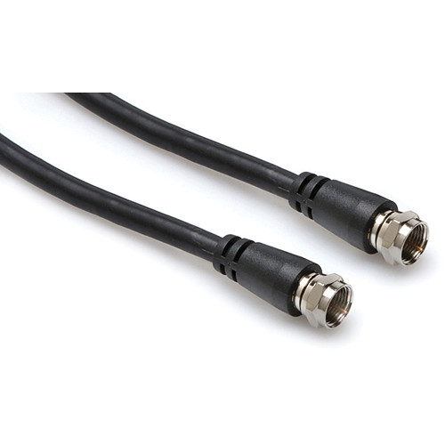 Hosa Technology RF Coaxial Video Cable - 10' (3 m)