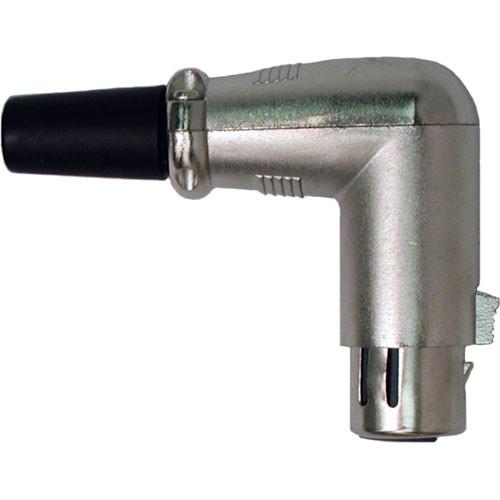 Hosa Technology XRR318F 3-Pin Angled Female XLR Connector