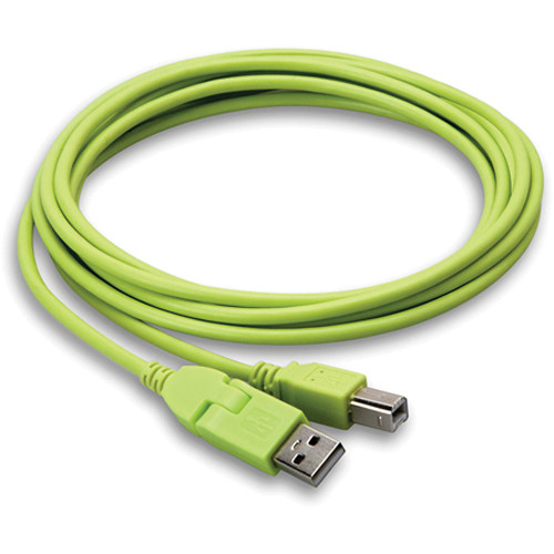 Hosa Technology 3' (0.91 m) Beatport DJ Series Hi-Speed USB 2.0 Flex A to Type B Cable