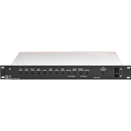 Hotronic AG2-D Test Signal Generator - SDI, AES Audio Tone, Genlockable