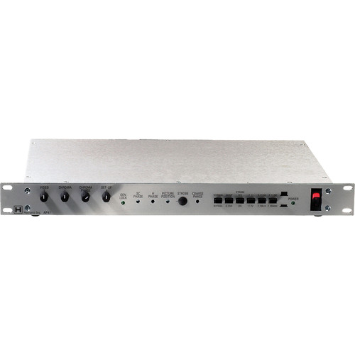 Hotronic AP-41SW Time Base Corrector / Frame Synchronizer