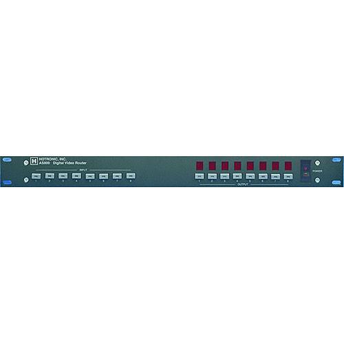 Hotronic AS8004X4 4x4 SDI Video Switcher