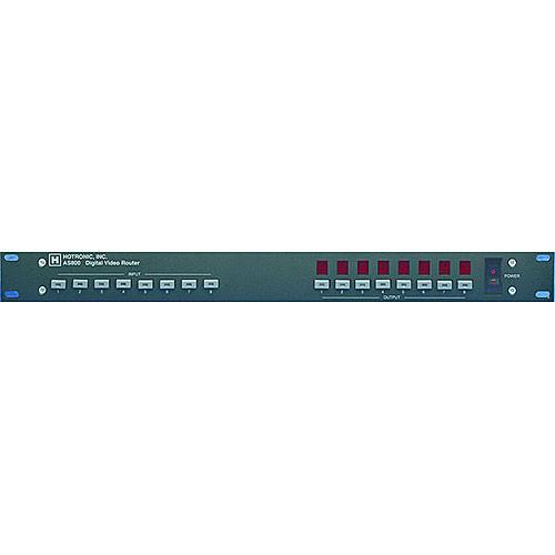 Hotronic AS8004X8 4x8 SDI Video Switcher