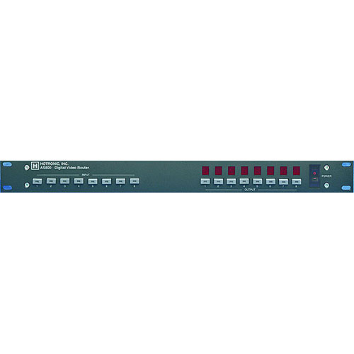 Hotronic AS8008X2 8x2 SDI Video Switcher