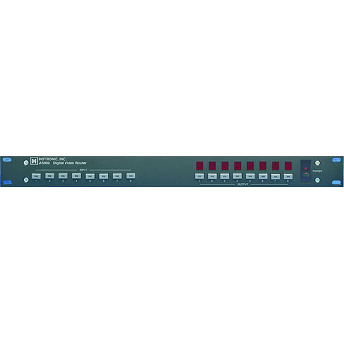 Hotronic AS8008X8 8x8 SDI Video Switcher