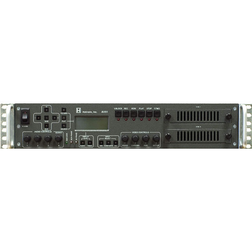 Hotronic AV61-GD Digital Video Recorder / Player (SDI/AES/EBU I/O)