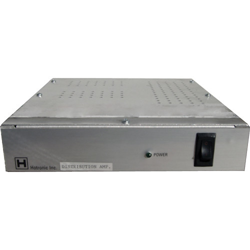 Hotronic 1x5 Analog Video Distribution Amplifier (Rackmount)