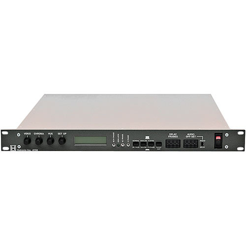 Hotronic AY86AH Video Frame Sync Video / Audio Delay, Proc Amp