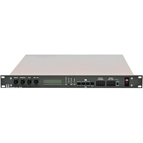 Hotronic AY86AUD Video Frame Sync / Audio Delay, Proc Amp