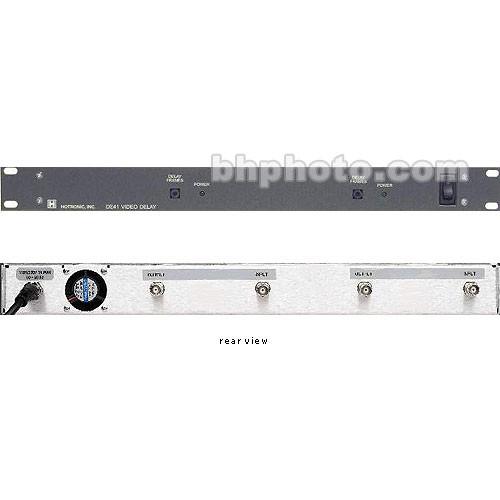Hotronic DE41-16 Dual Variable Video Delay