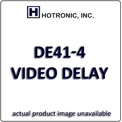 Hotronic DE41-4 Video Delay