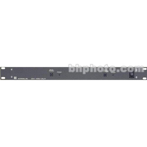 Hotronic DE41-4 Dual Variable Video Delay