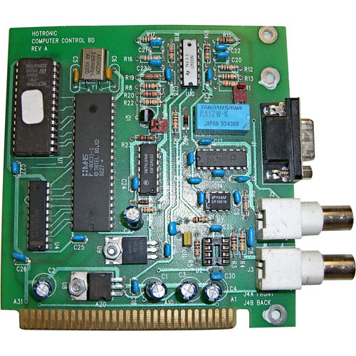 Hotronic GENLOCK PC Card - Designed to Work with PC-TBC Card, ISA Mount